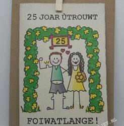 25 joar utrouwt